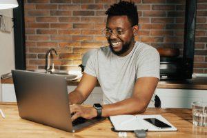 Creative Partner team member building a brand from scratch