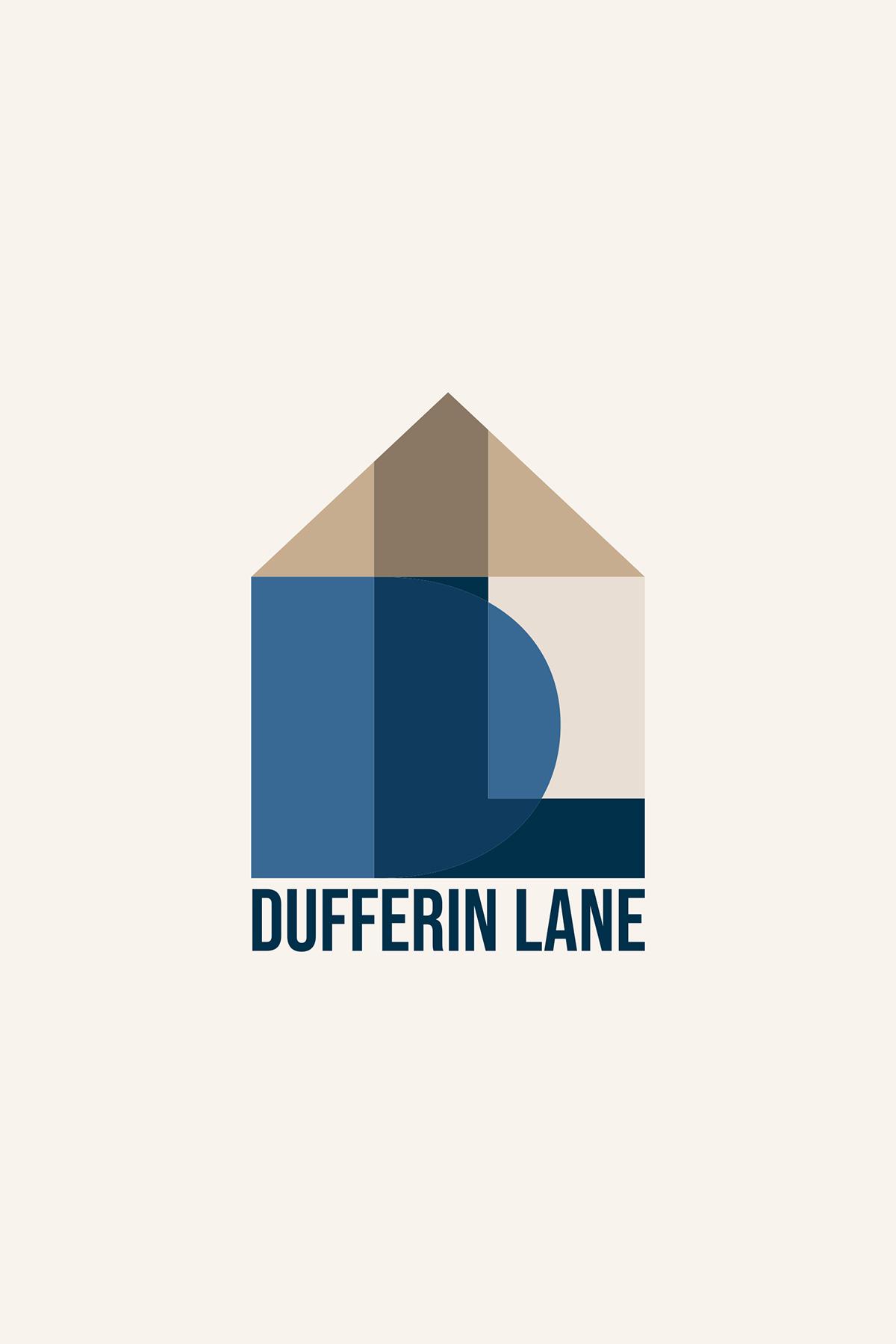 Dufferin Lane Logo - Creative Partner client
