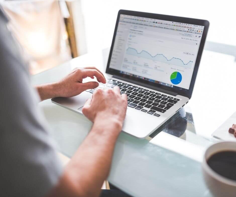 Digital Marketing Idea 8 for Construction companies - Metric tracking