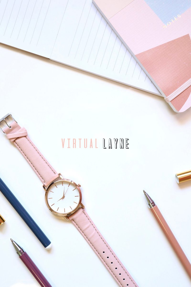 Virtual Layne - Creative Partner branding client